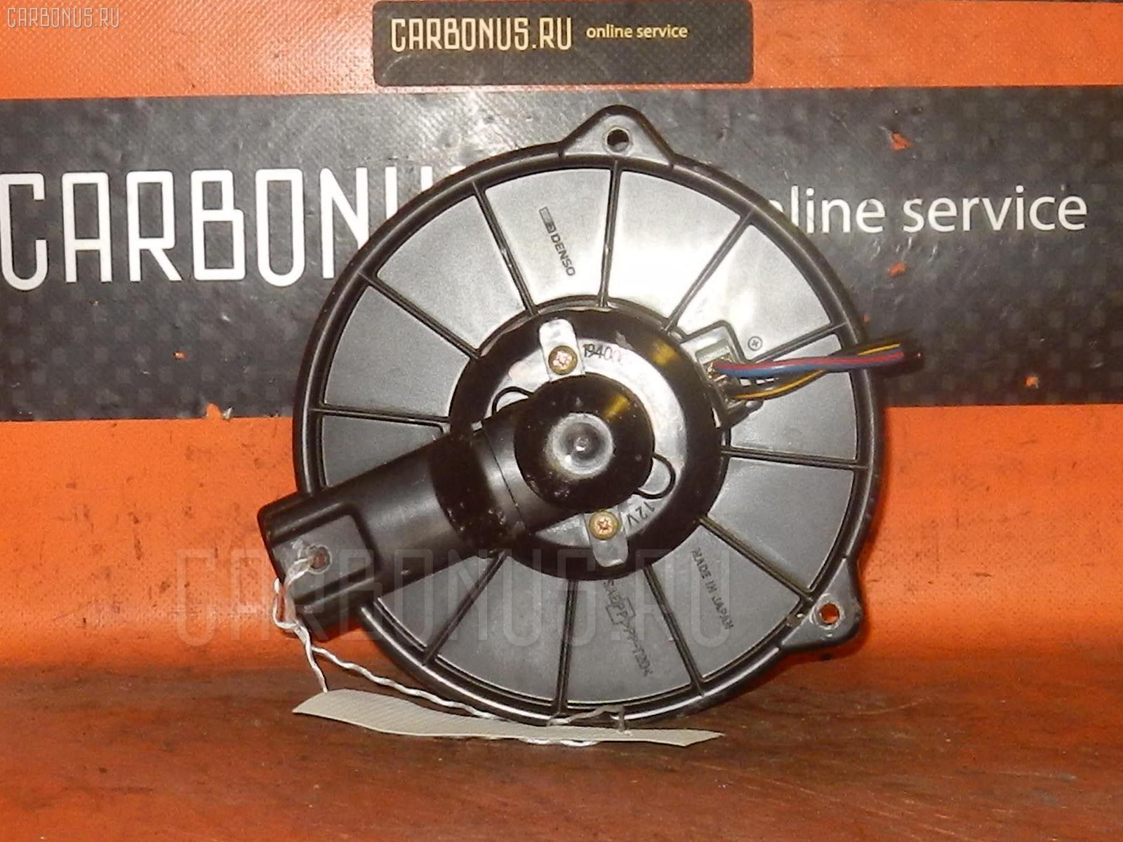 Мотор печки TOYOTA CALDINA ST210G. Фото 10