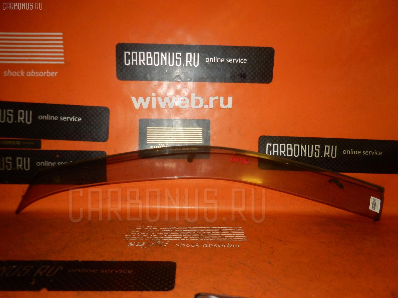 Ветровик MAZDA MPV LW5W. Фото 2