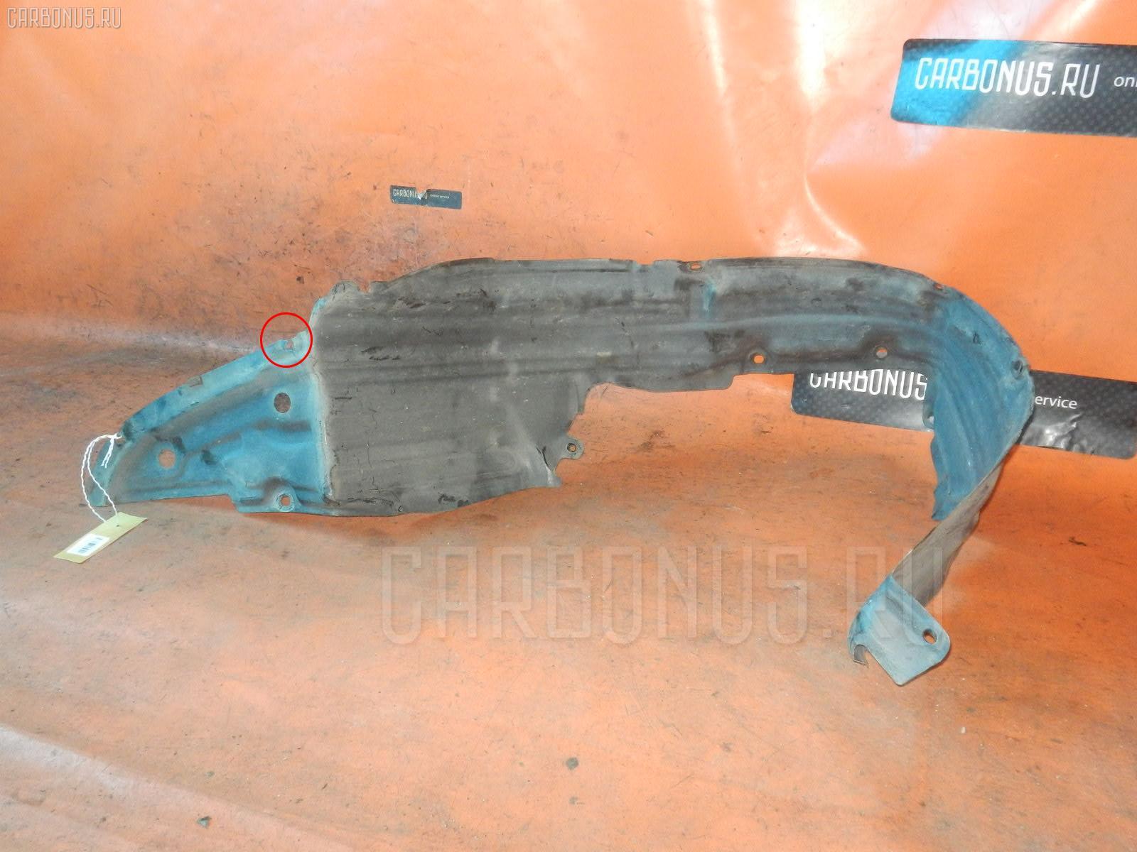 Подкрылок NISSAN EXPERT VW11 QG18DE. Фото 11