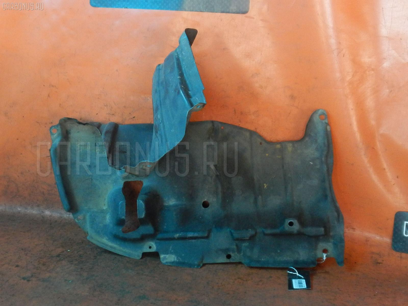 Защита двигателя TOYOTA CALDINA ST215G 3S-FE. Фото 3