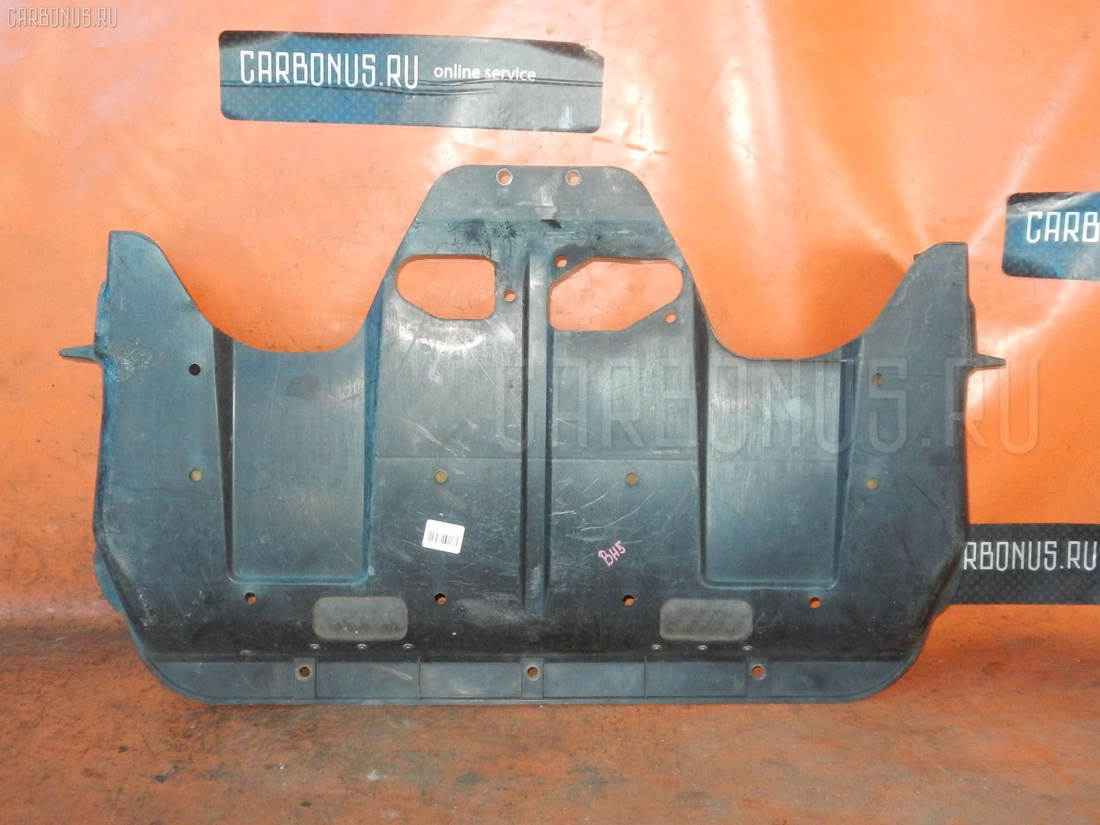 Защита двигателя SUBARU LEGACY WAGON BH5 EJ20-TT Фото 1