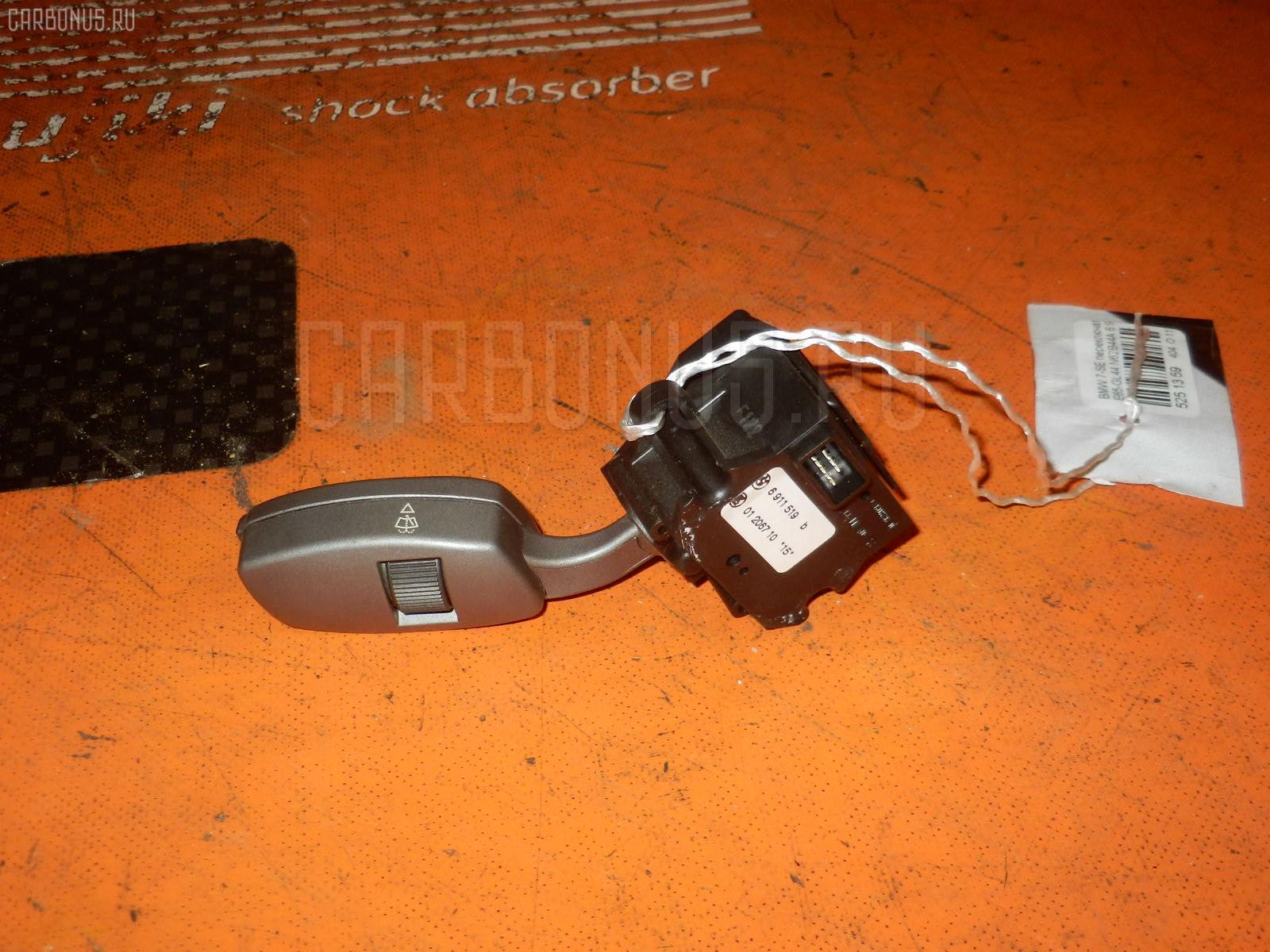 Переключатель стеклоочистителей BMW 7-SERIES E65-GL62 Фото 2