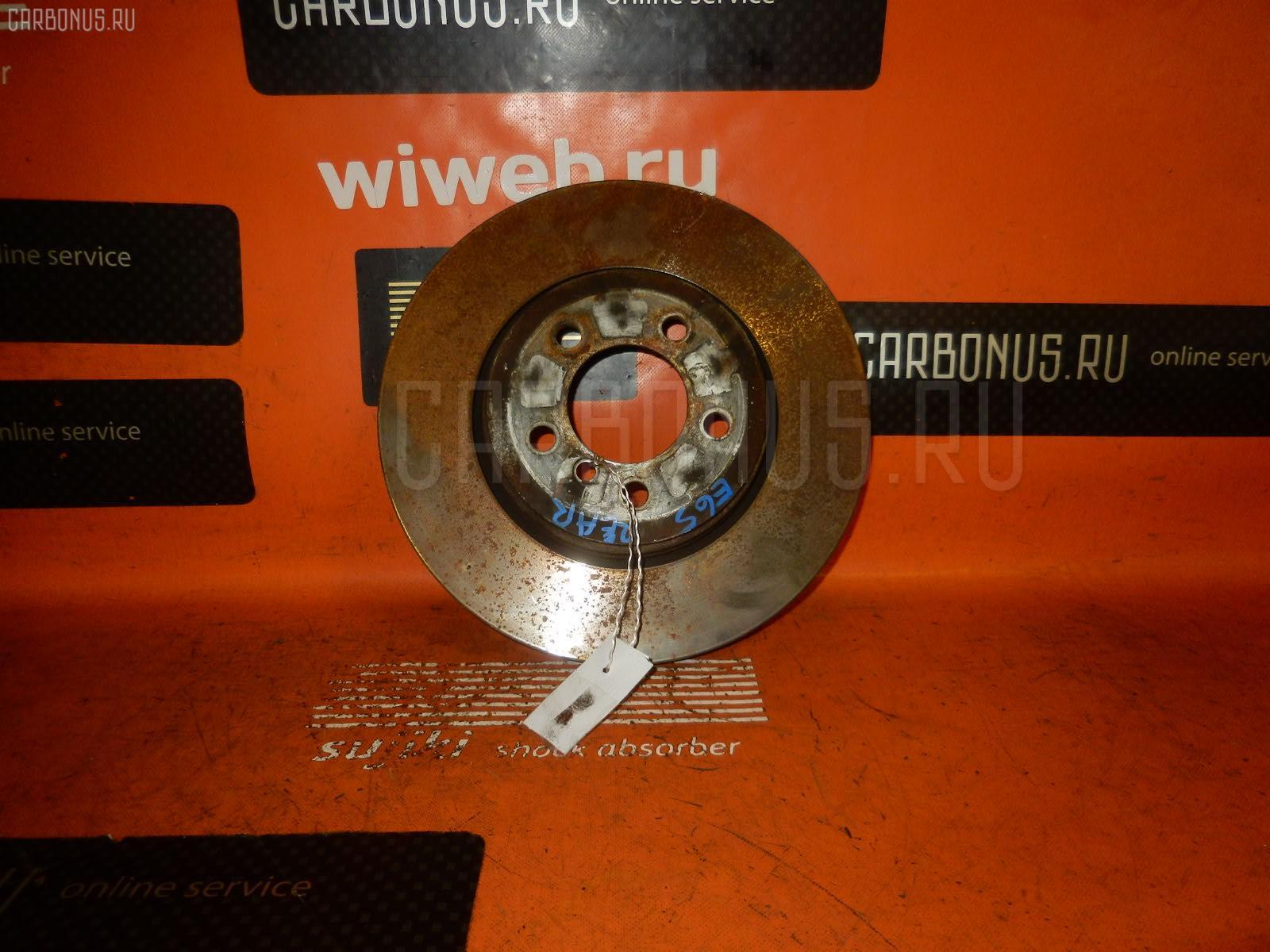 Тормозной диск BMW 7-SERIES E65-GL62 N62B44A Фото 2