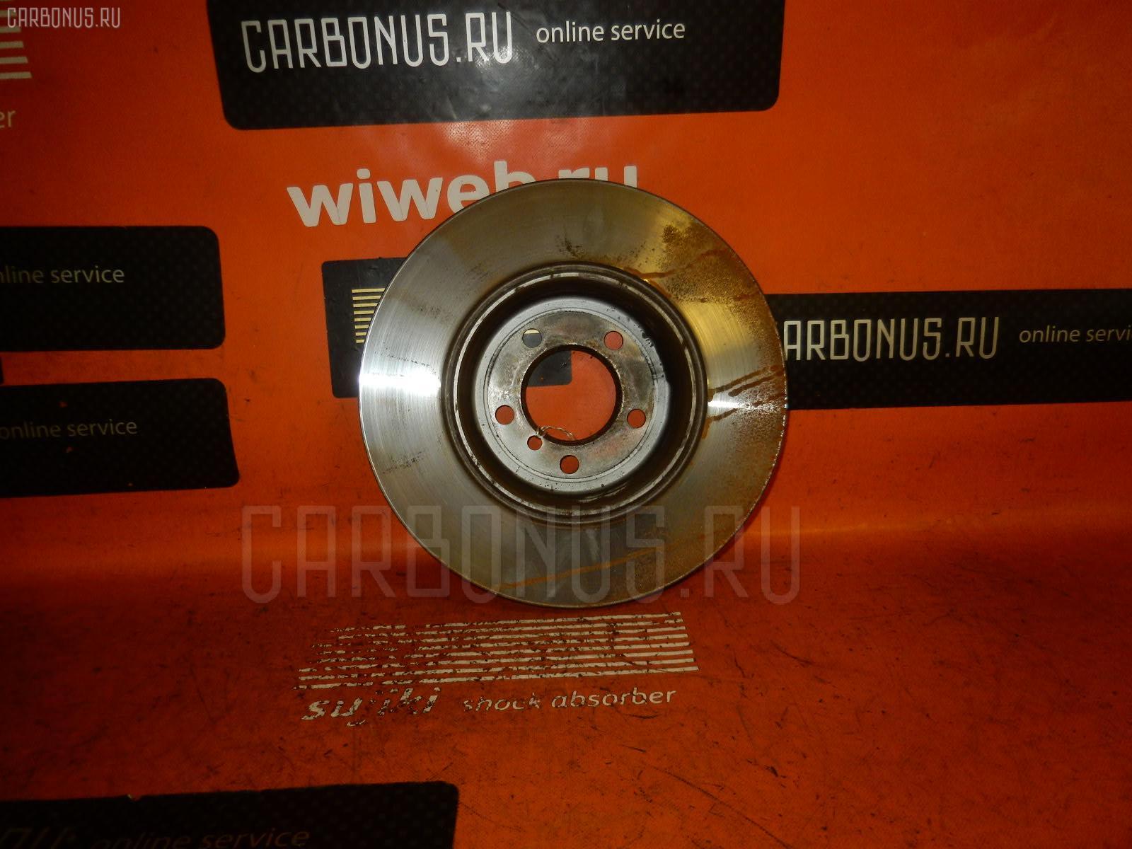 Тормозной диск BMW 7-SERIES E65-GL62 N62B44A Фото 1