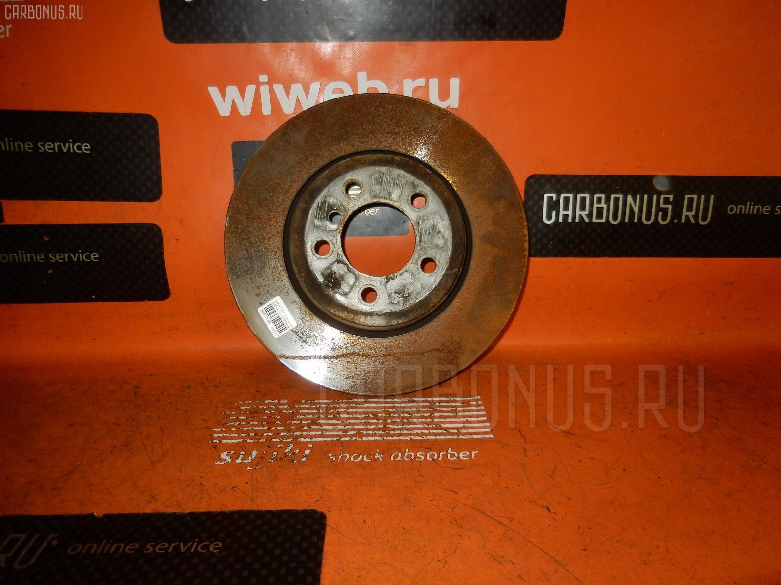 Тормозной диск BMW 7-SERIES E65-GL62 N62B44A Фото 3