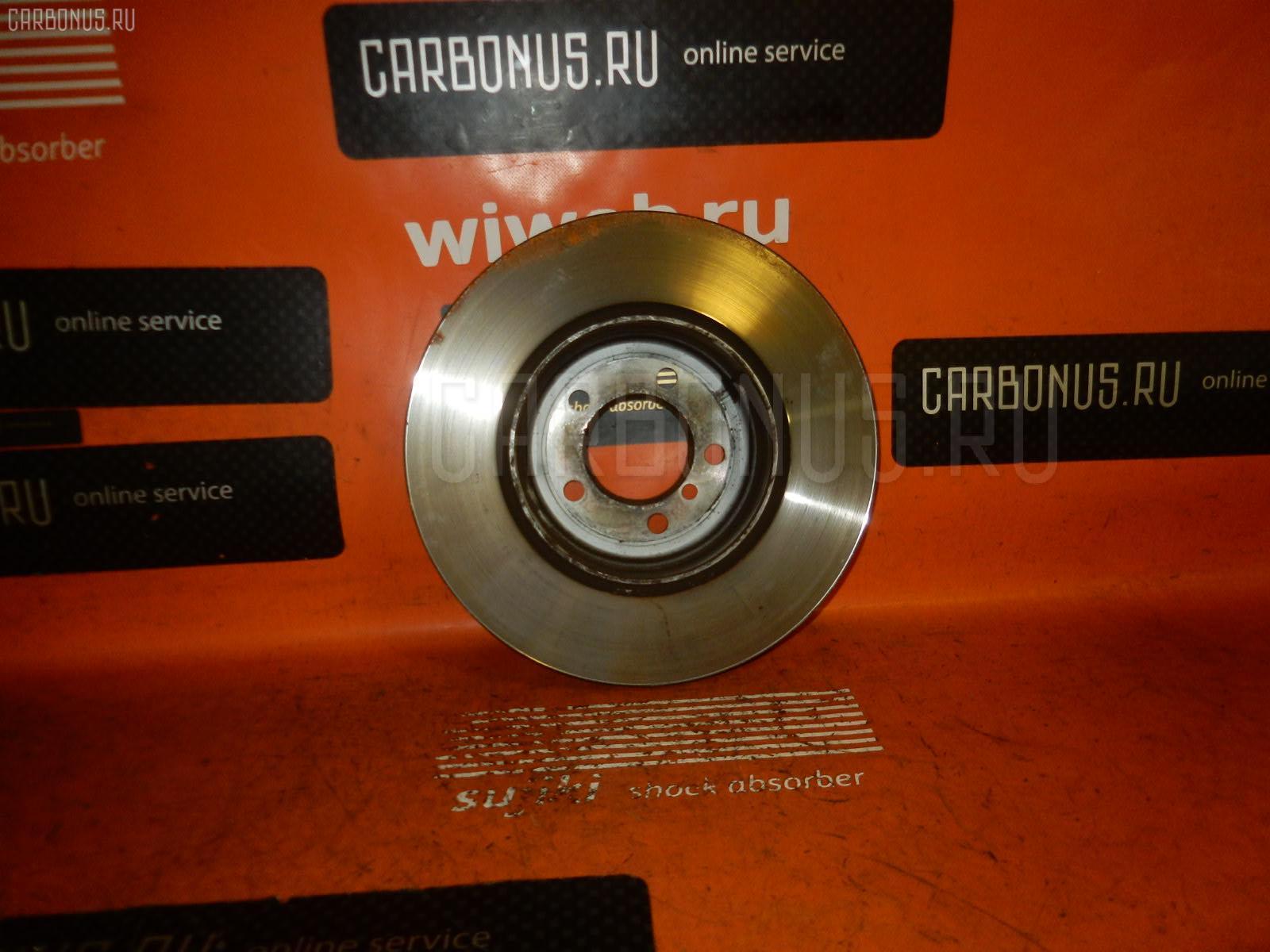 Тормозной диск BMW 7-SERIES E65-GL62 N62B44A Фото 4