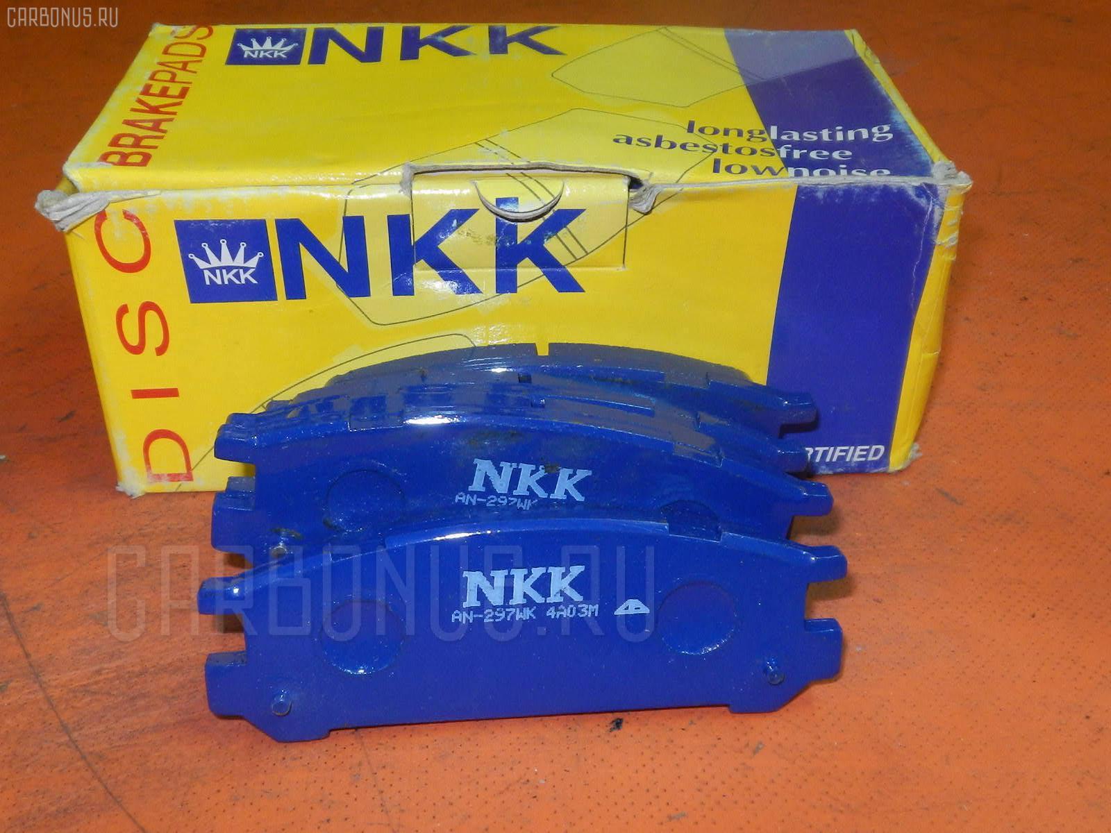 Тормозные колодки NKK PF7249 на Subaru Legacy Wagon BG5 Фото 1