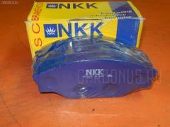 Тормозные колодки TOYOTA HILUX YN81 NKK PF1209 Переднее