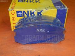 Тормозные колодки TOYOTA ESTIMA EMINA CXR20G NKK PF1385 Переднее