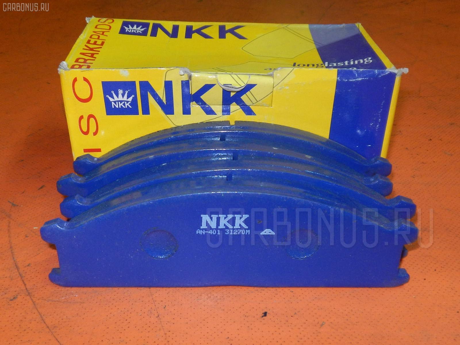Тормозные колодки NISSAN CEDRIC Y32. Фото 8