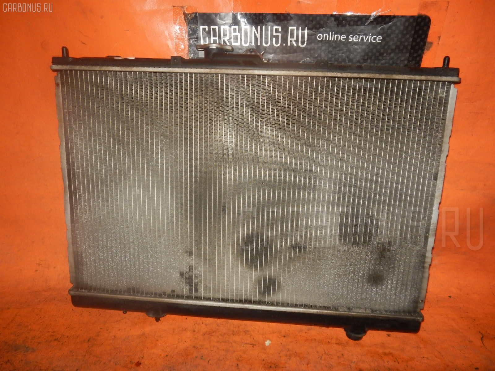 Радиатор ДВС MITSUBISHI CHARIOT GRANDIS N94W 4G64 Фото 1