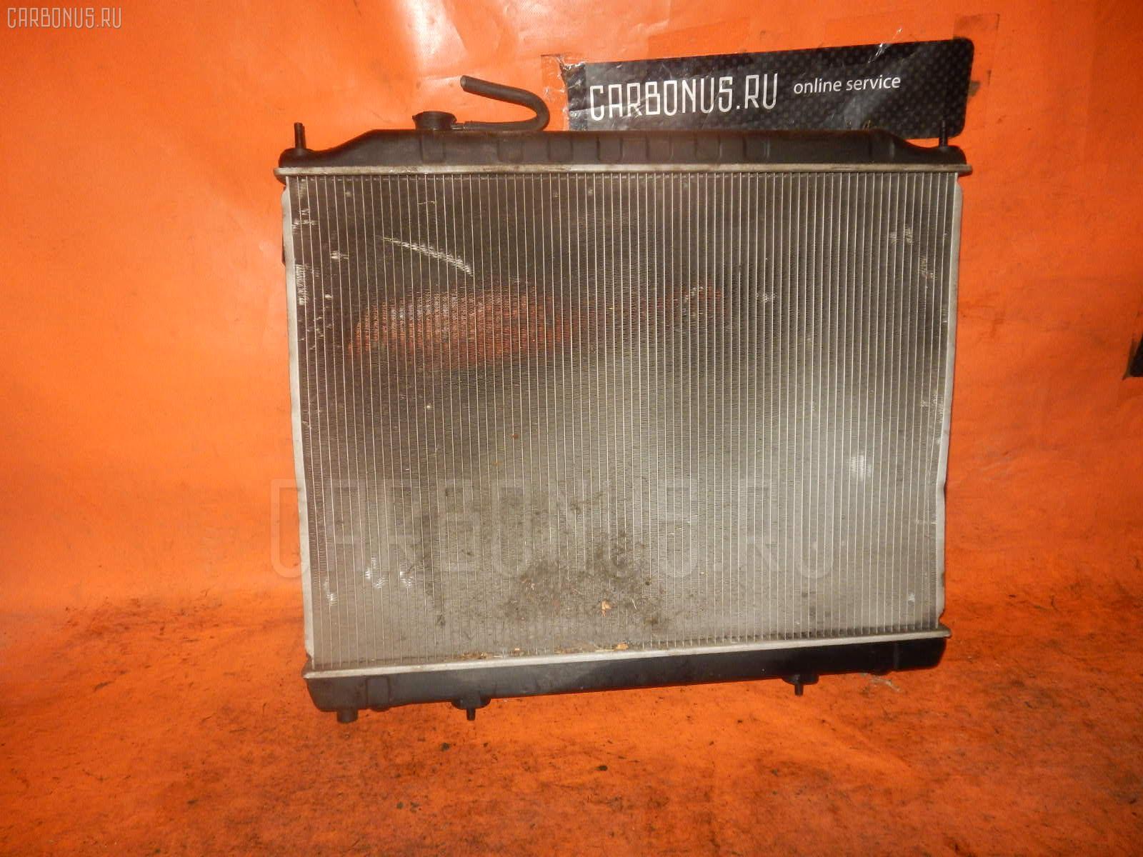 Радиатор ДВС NISSAN ELGRAND E51 VQ35DE Фото 2