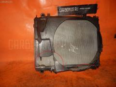 Радиатор ДВС Nissan Elgrand E51 VQ35DE Фото 1