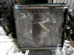 Радиатор ДВС Toyota Grand hiace VCH10 5VZ-FE Фото 4