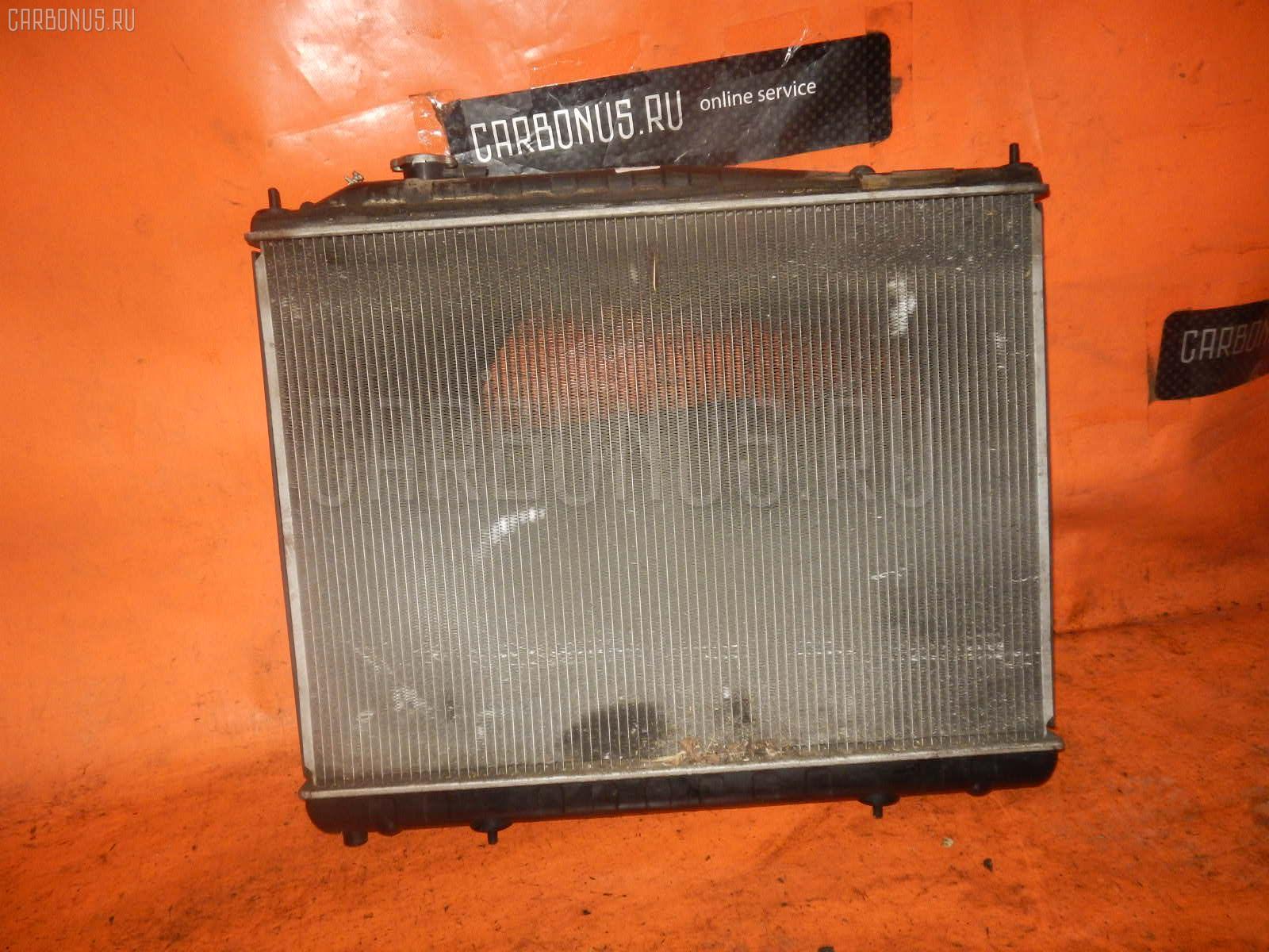 Радиатор ДВС NISSAN ELGRAND ALWE50 VG33E. Фото 11