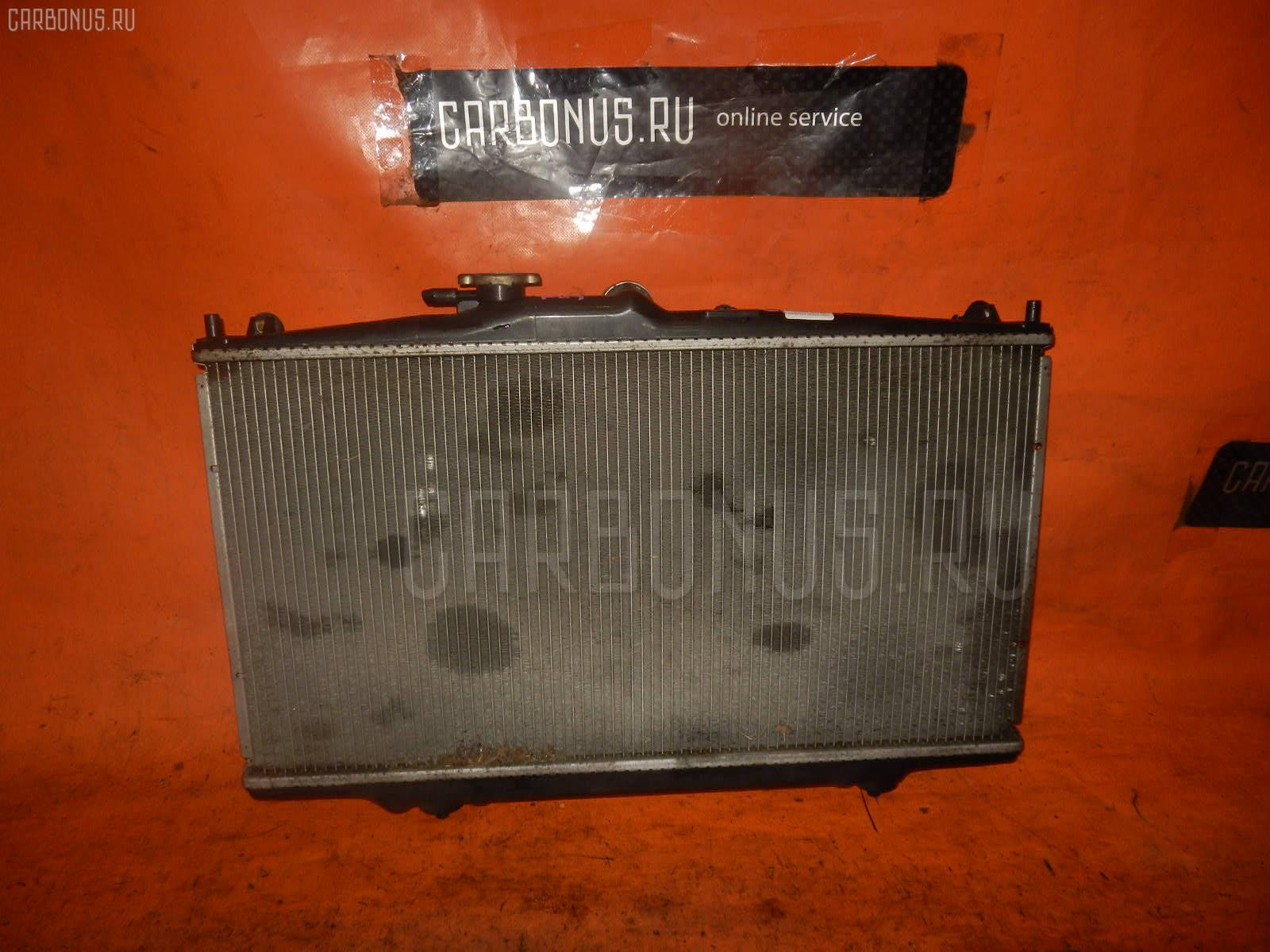 Радиатор ДВС HONDA ACCORD CF6 F23A. Фото 1