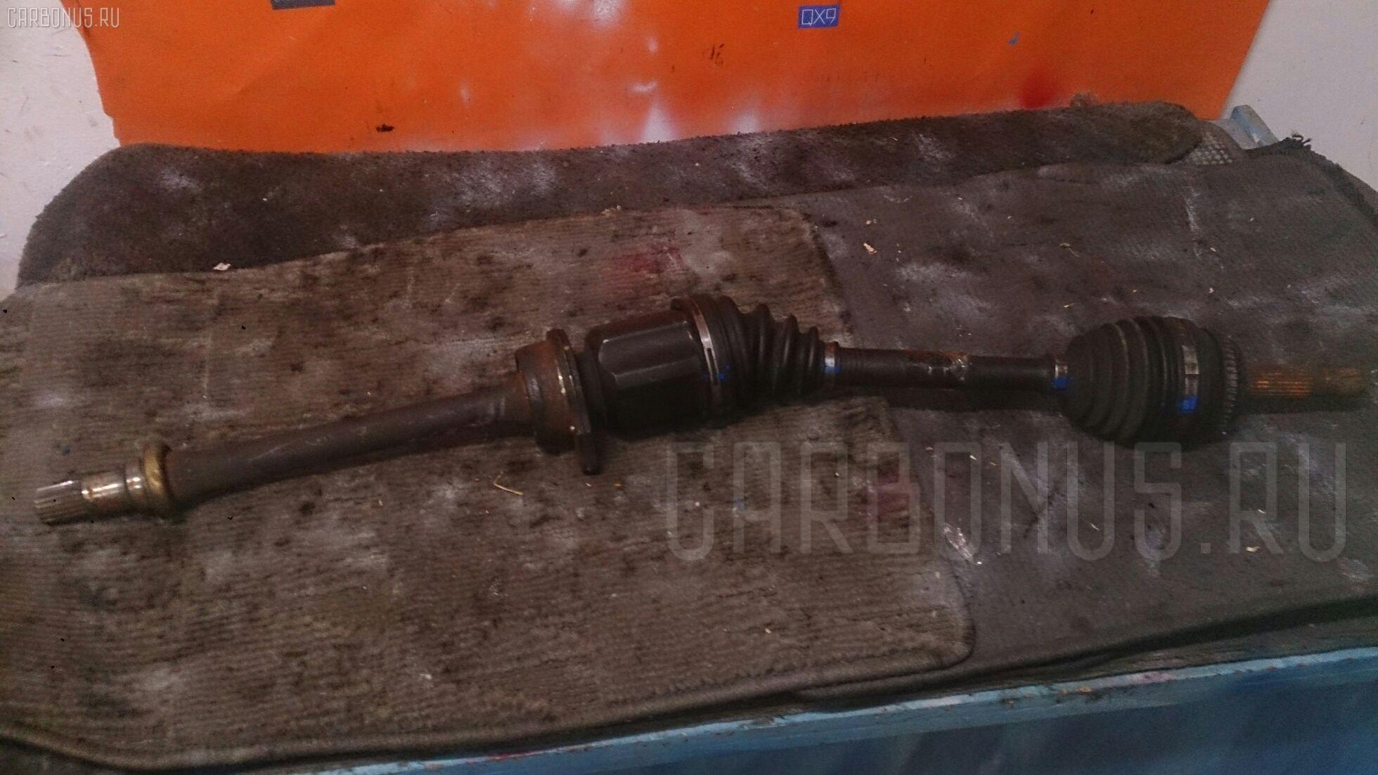 Привод Toyota Premio AZT240 1AZ-FSE Фото 1