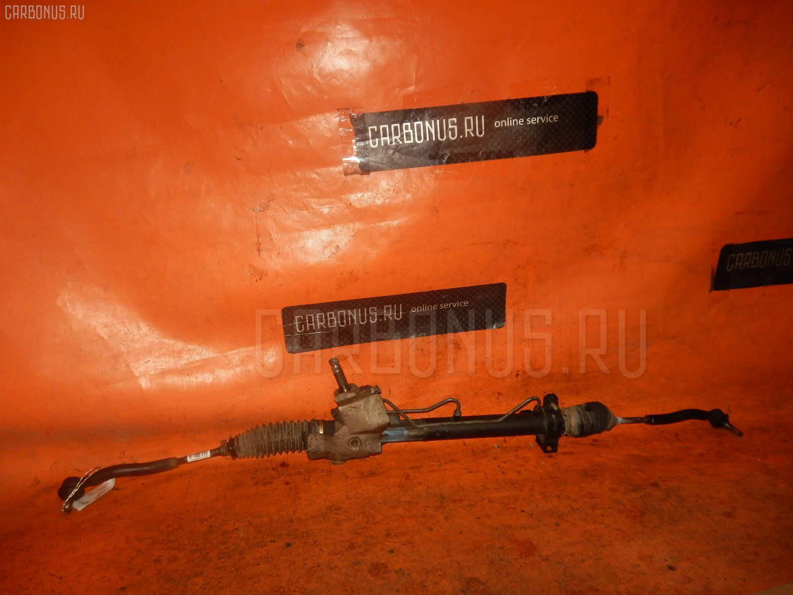 Рулевая рейка TOYOTA FUNCARGO NCP25 1NZ-FE. Фото 6