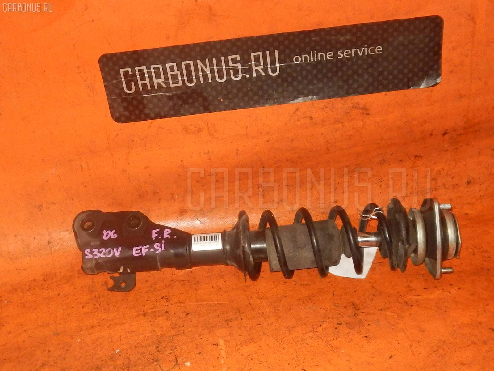 Стойка амортизатора DAIHATSU HIJET S320V EF-SI Фото 1
