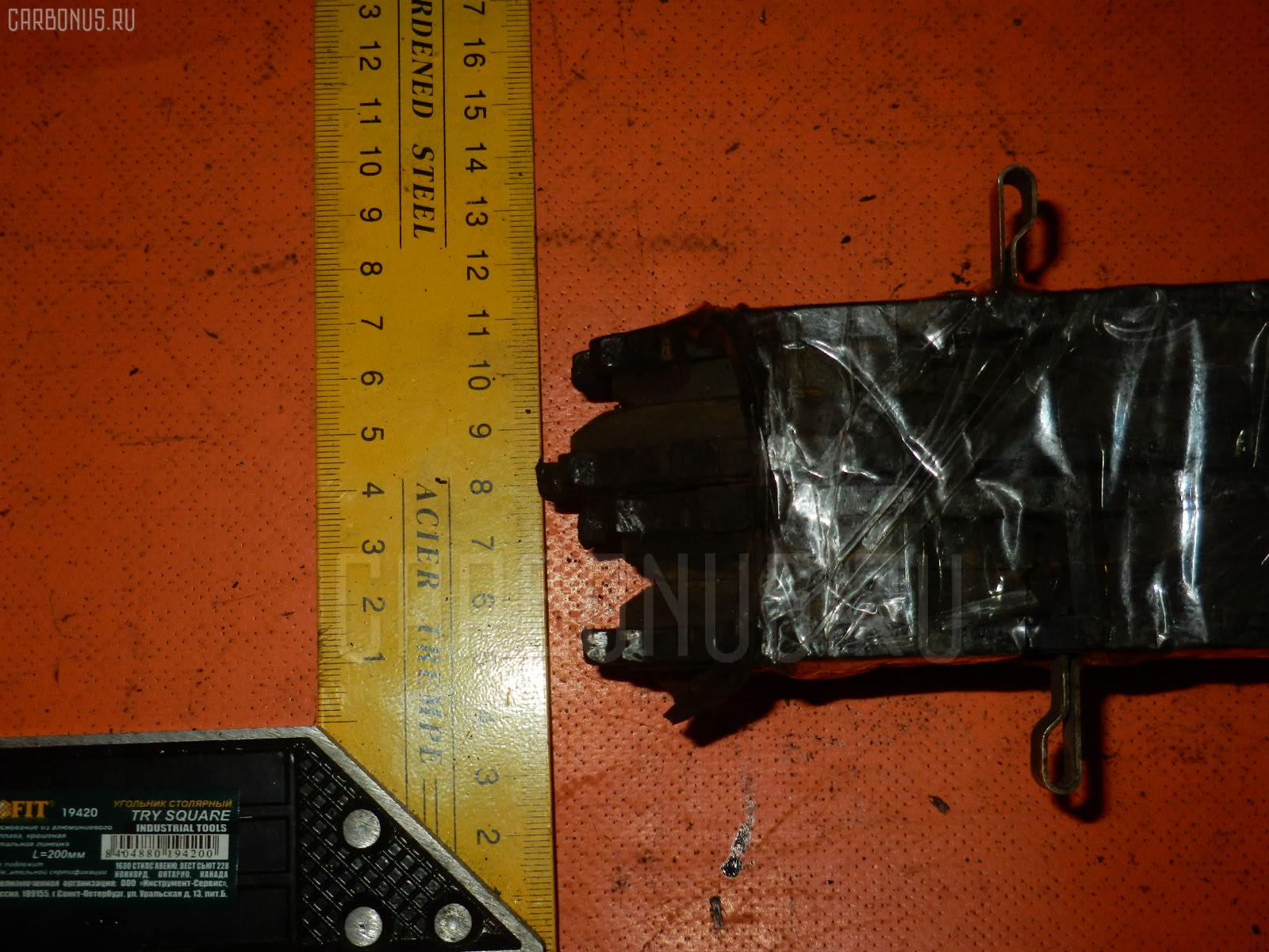 Тормозные колодки NISSAN CEDRIC HY34 VQ30DD. Фото 3