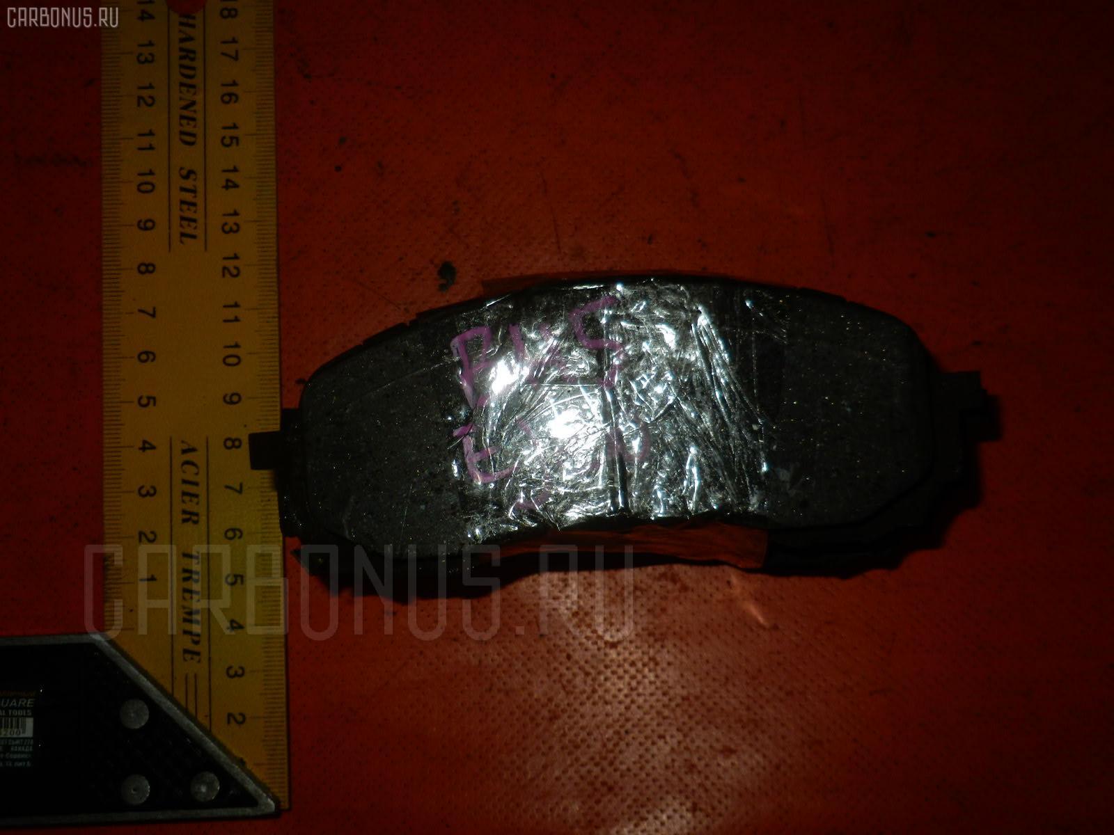Тормозные колодки SUBARU LEGACY BH5 EJ20 Фото 2