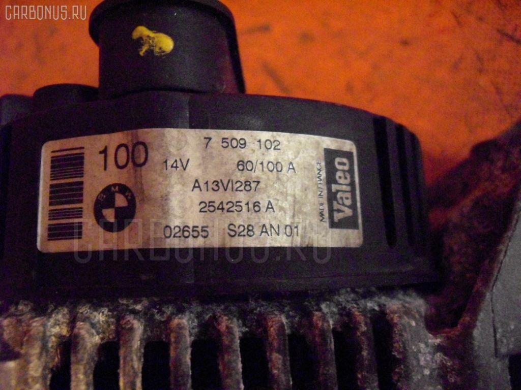 Генератор BMW 3-SERIES E46-AN92 M43-194E1 Фото 1