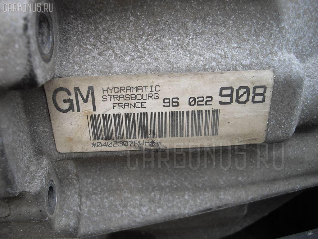 КПП автоматическая BMW 3-SERIES E46-AN92 M43-194E1 Фото 2