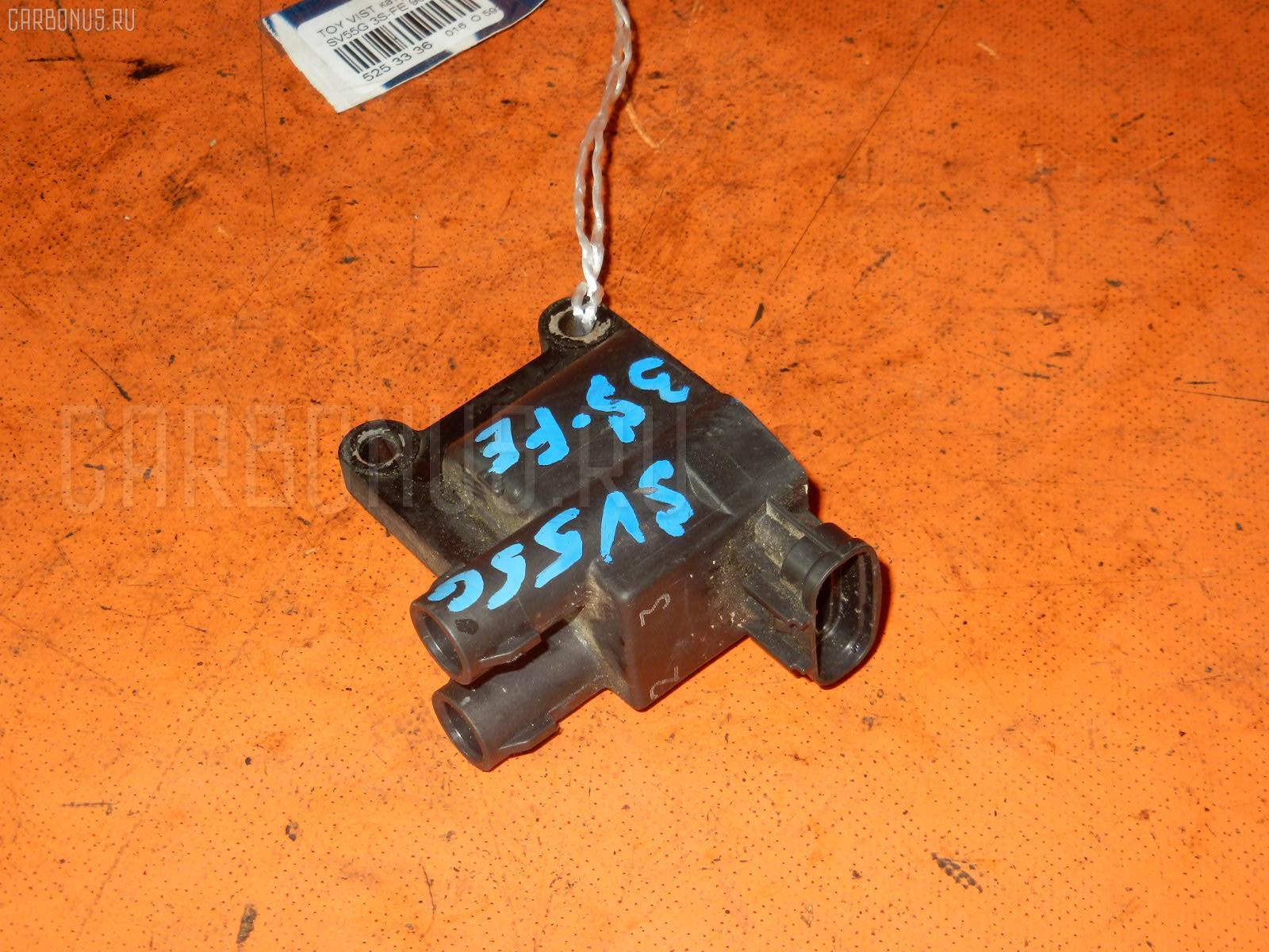 Катушка зажигания TOYOTA CALDINA ST215G 3S-FE. Фото 10