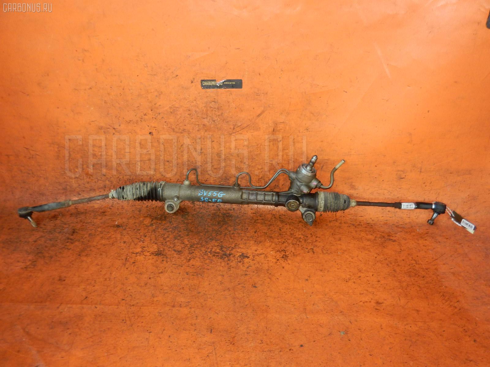 Рулевая рейка TOYOTA VISTA ARDEO SV55G 3S-FE. Фото 2