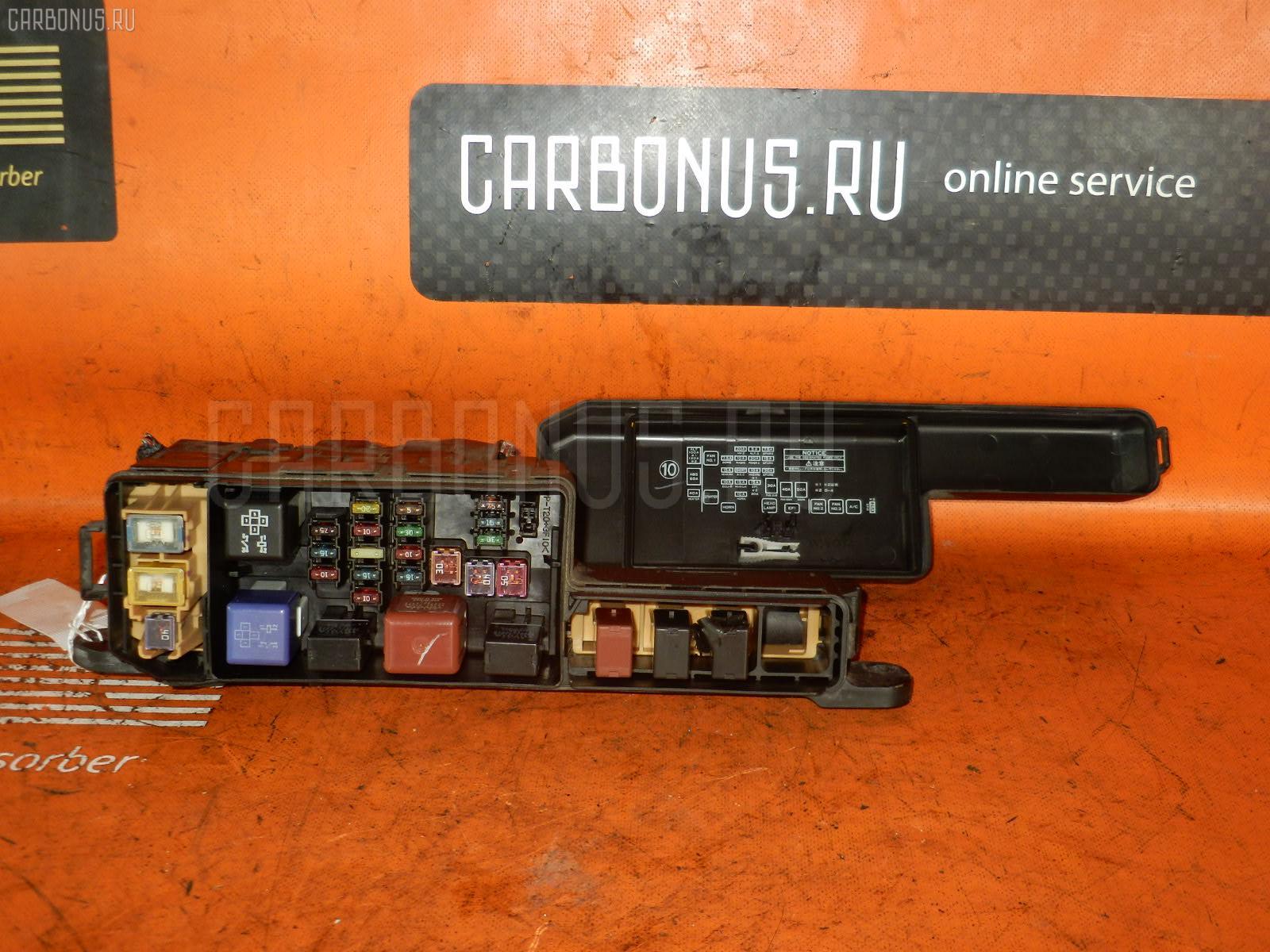 Блок предохранителей TOYOTA CORONA PREMIO AT211 7A-FE. Фото 8