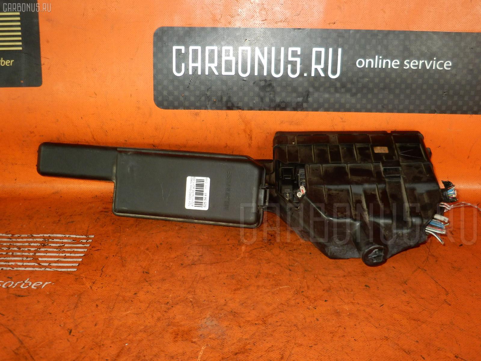 Блок предохранителей TOYOTA CORONA PREMIO AT211 7A-FE. Фото 9
