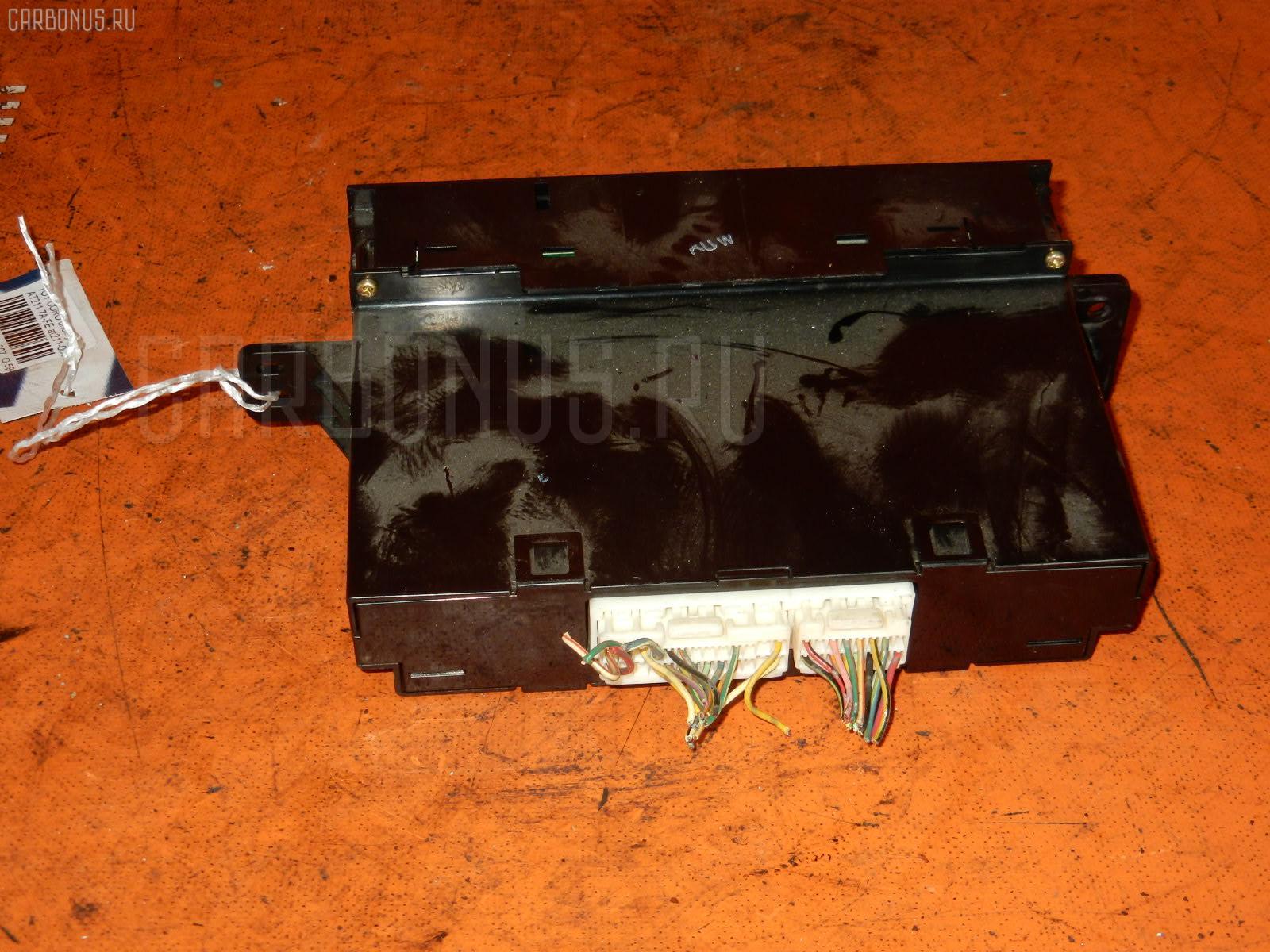 Блок управления климатконтроля TOYOTA CORONA PREMIO AT211 7A-FE. Фото 9