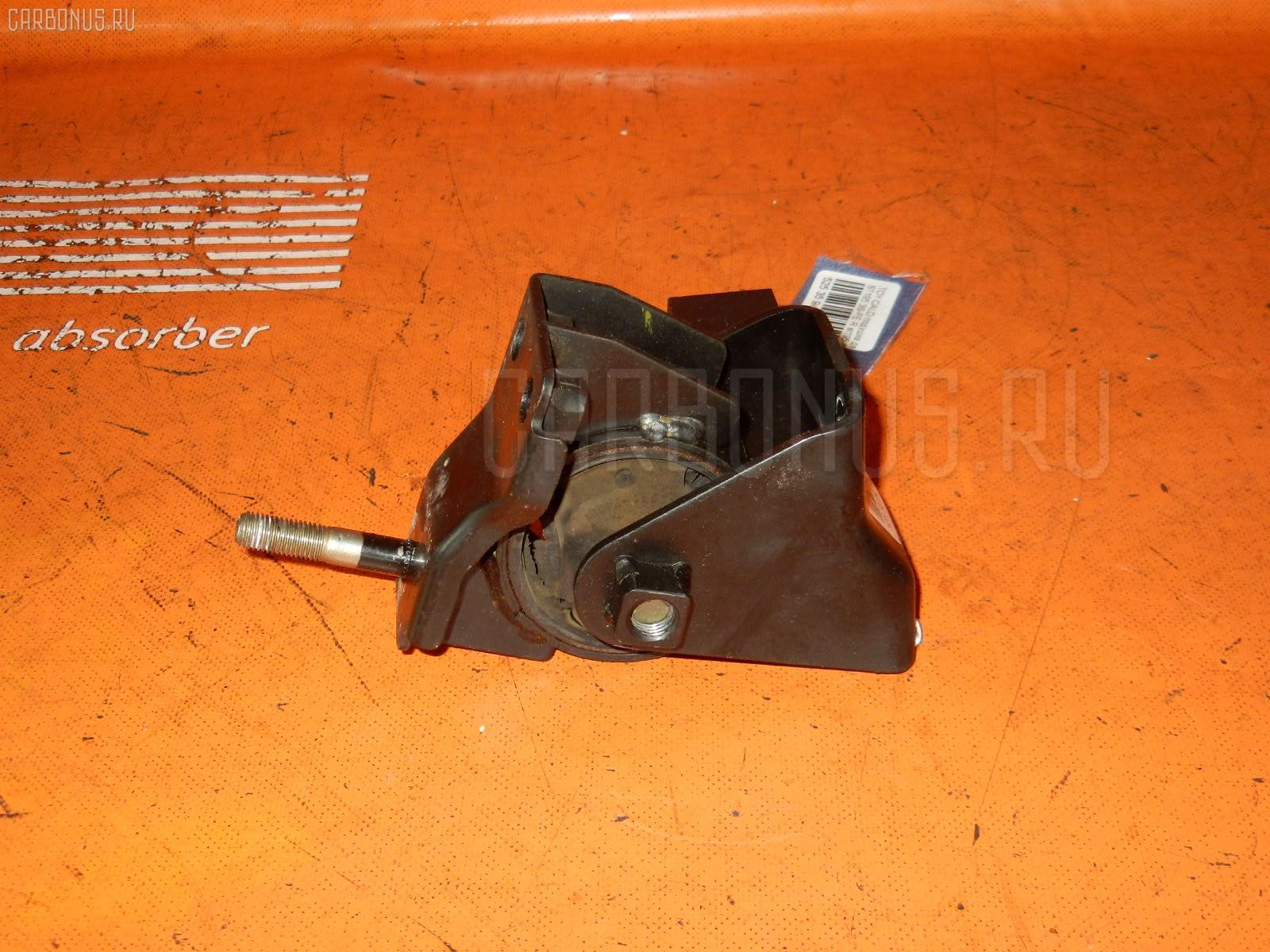 Подушка двигателя TOYOTA CALDINA ST195G 3S-FE. Фото 2