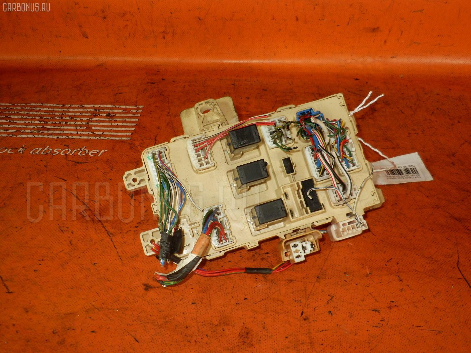 Блок предохранителей TOYOTA CALDINA ST195G 3S-FE. Фото 5