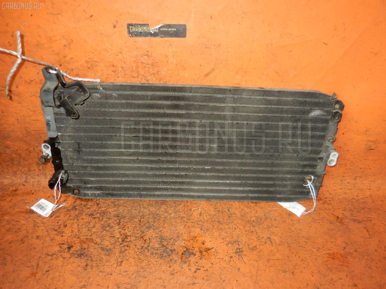 Радиатор кондиционера TOYOTA CARINA AT170 5A-FE. Фото 4