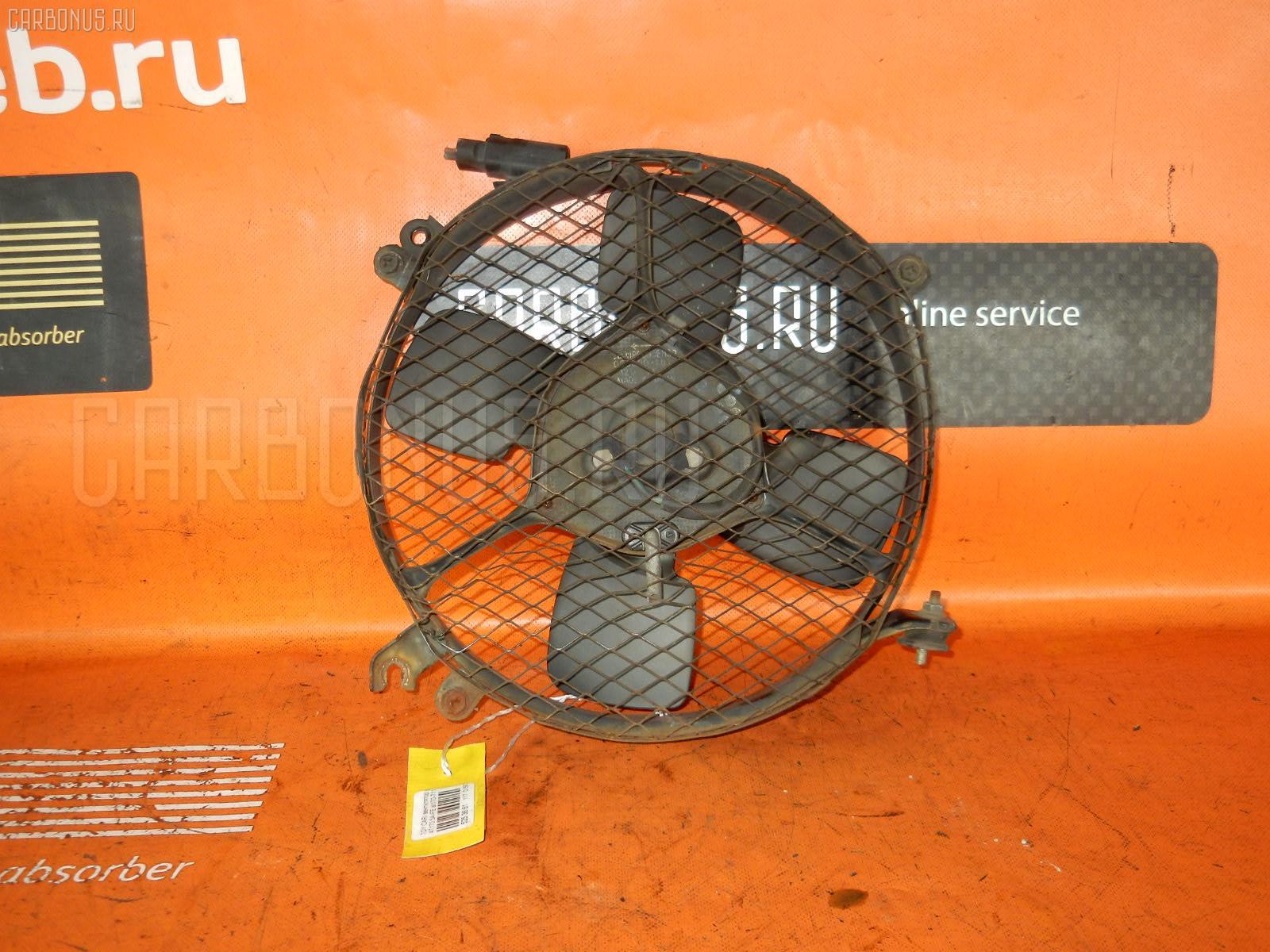 Вентилятор радиатора кондиционера TOYOTA CARINA AT170 5A-FE Фото 1