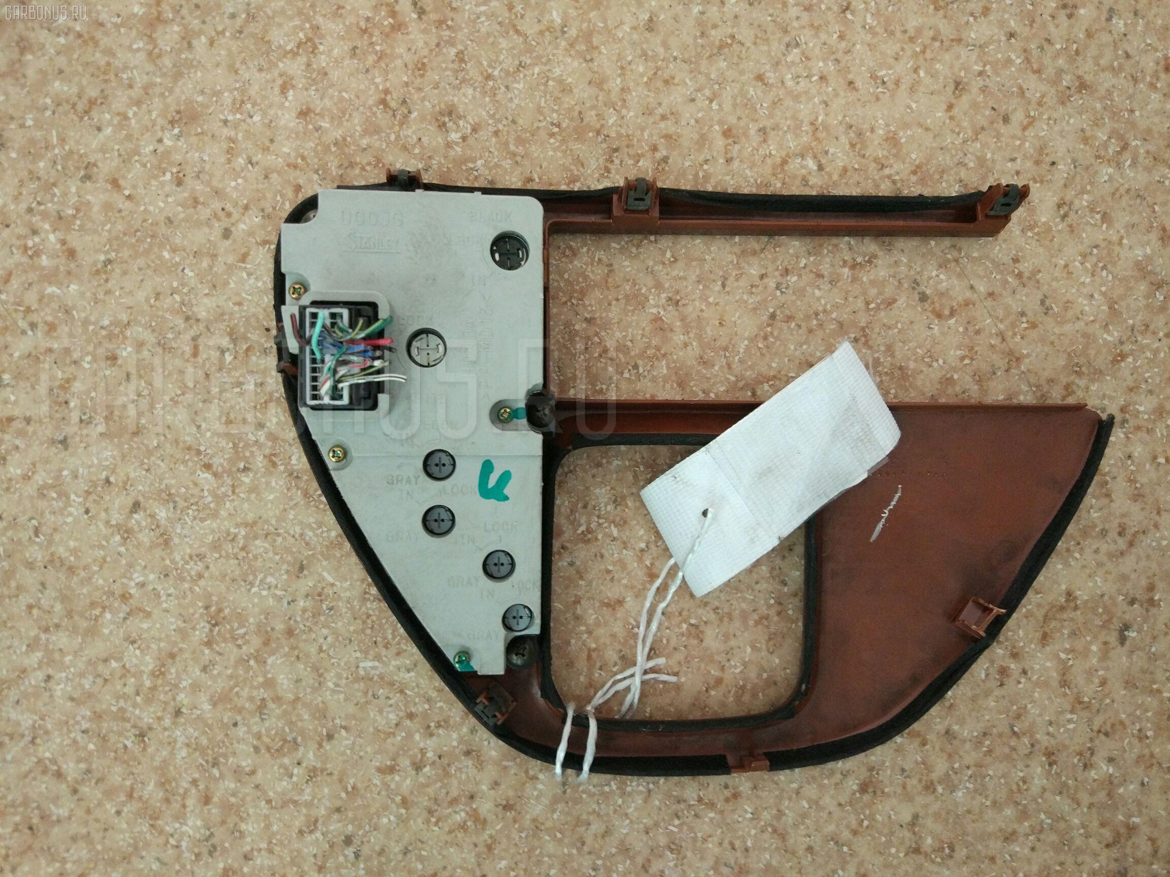 Блок управления климатконтроля Honda Odyssey RA6 F23A Фото 1