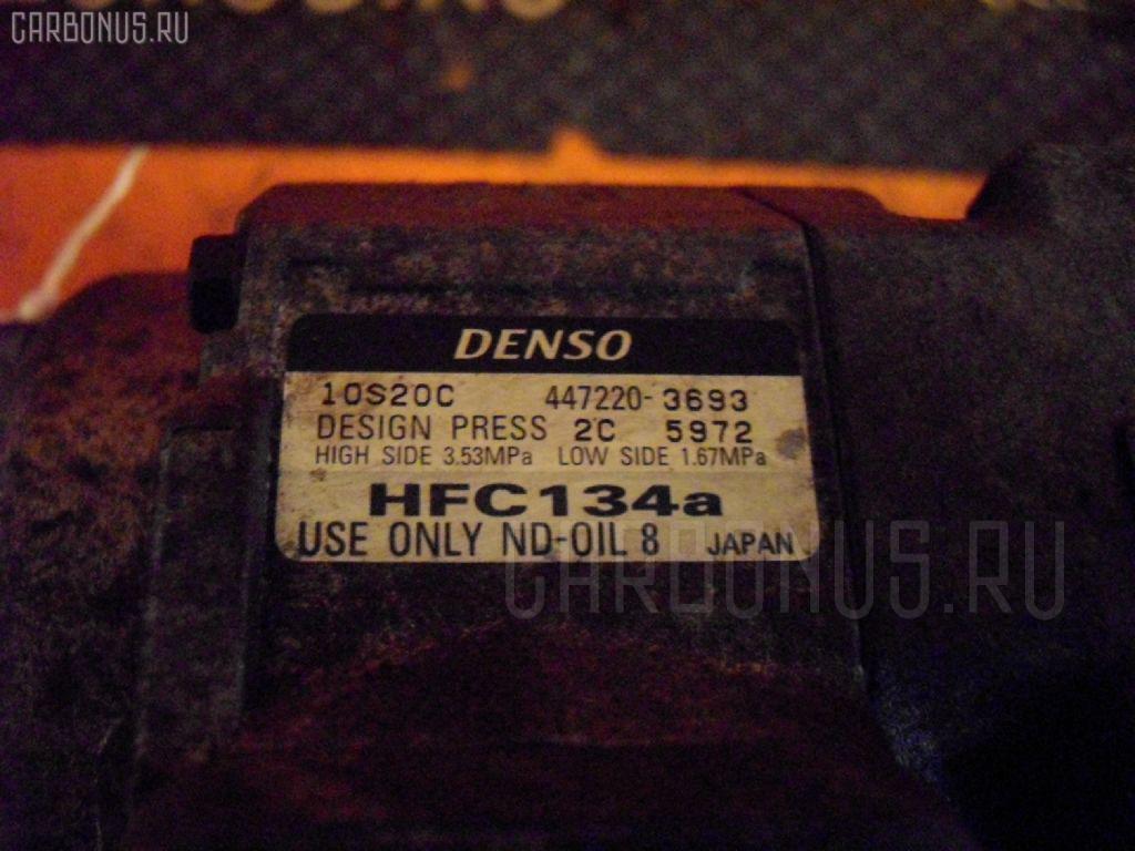 Компрессор кондиционера HONDA ODYSSEY RA6 F23A. Фото 1