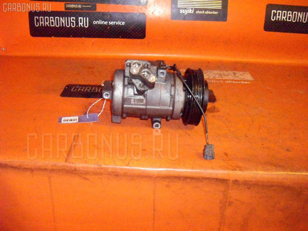 Компрессор кондиционера HONDA ODYSSEY RA6 F23A. Фото 5