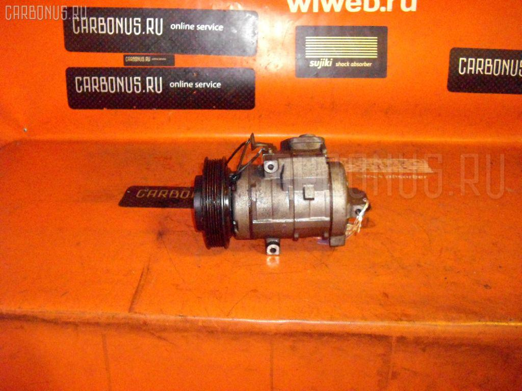 Компрессор кондиционера HONDA ODYSSEY RA6 F23A. Фото 4