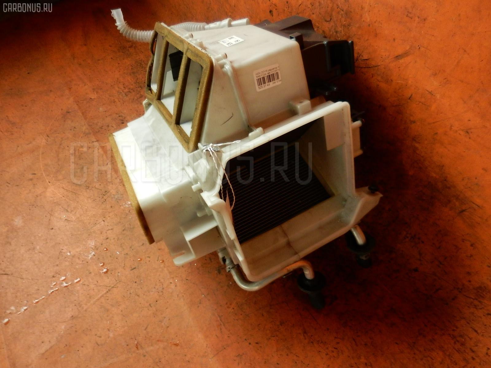 Радиатор печки HONDA ODYSSEY RA6 F23A. Фото 7