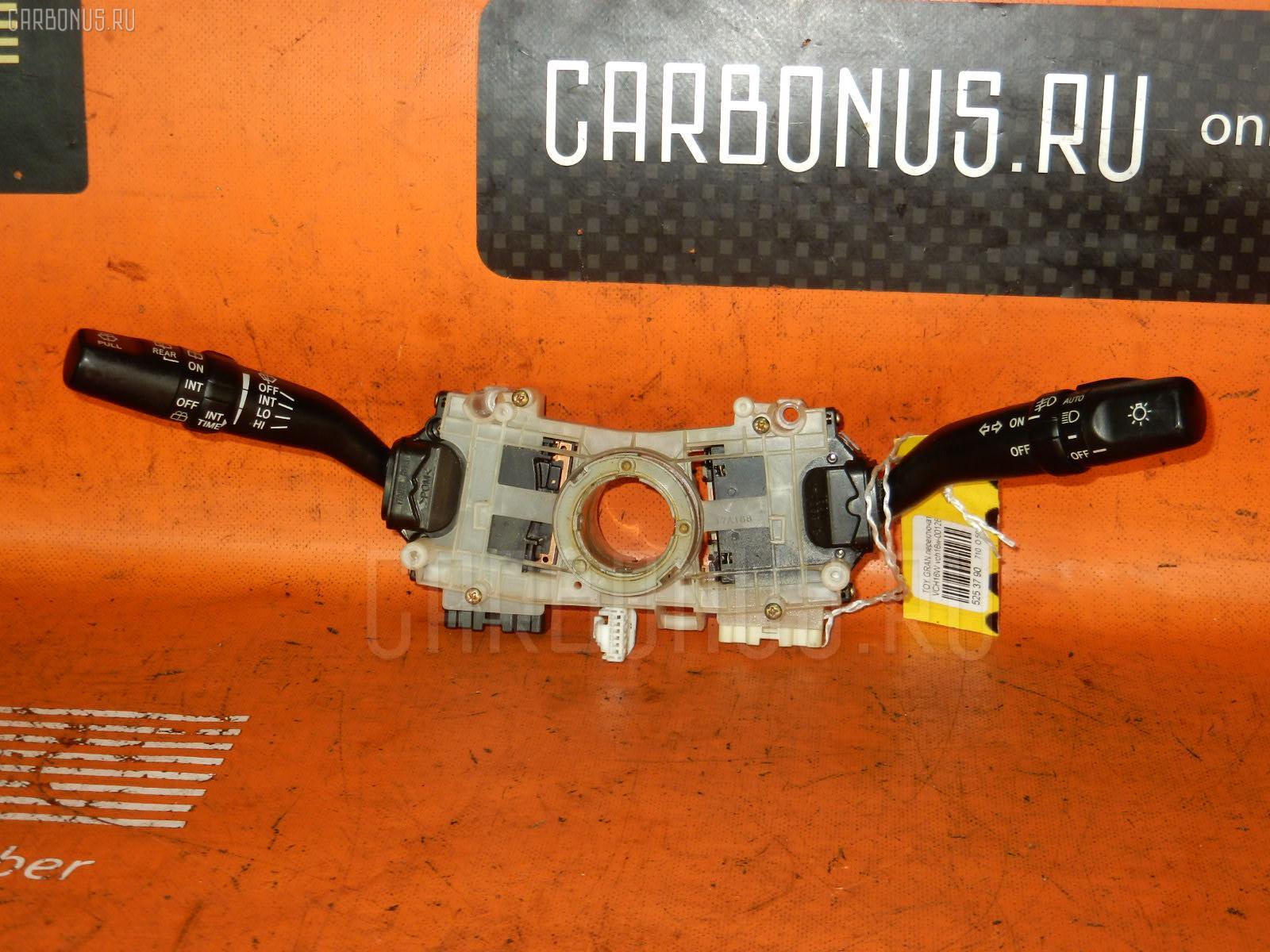 Переключатель поворотов Toyota Grand hiace VCH16W Фото 1