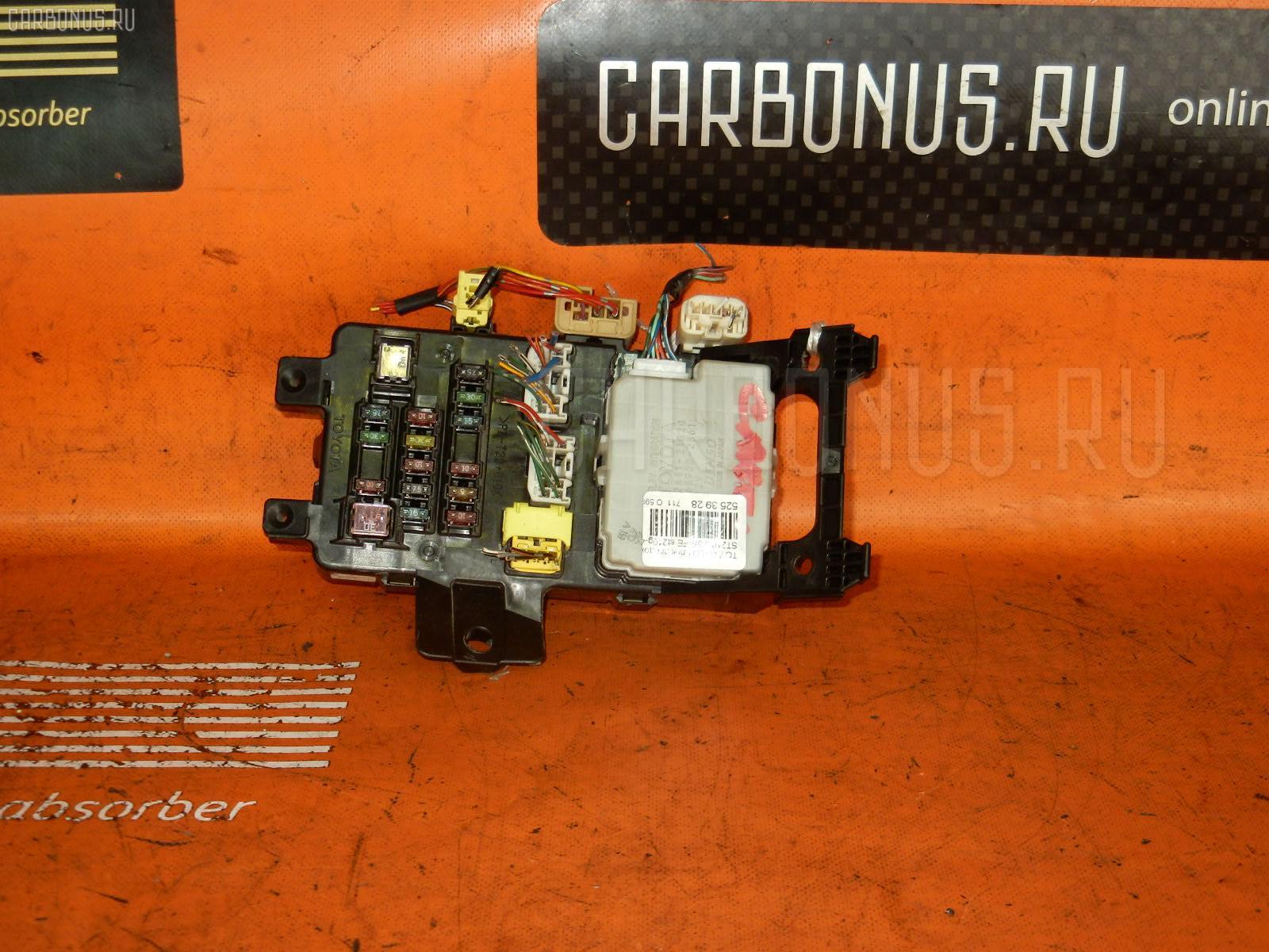 Блок предохранителей TOYOTA CALDINA ST210G 3S-FE Фото 2