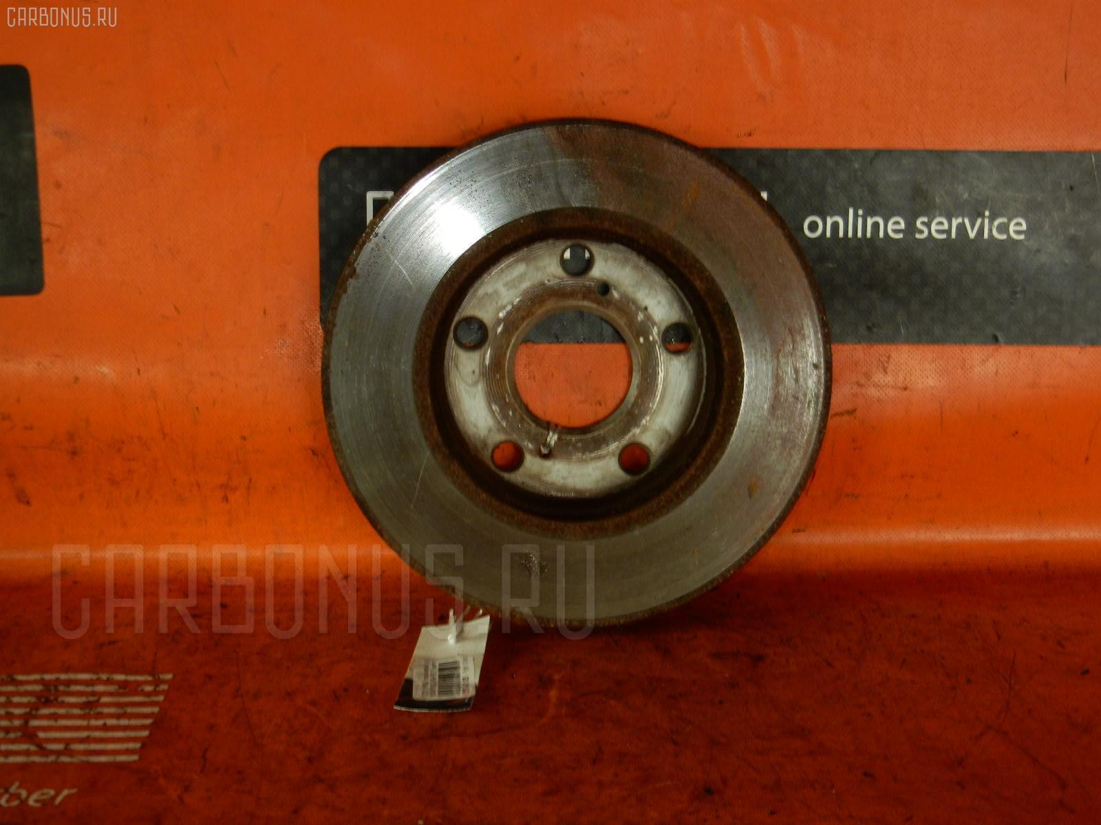Тормозной диск TOYOTA IPSUM SXM10G. Фото 2