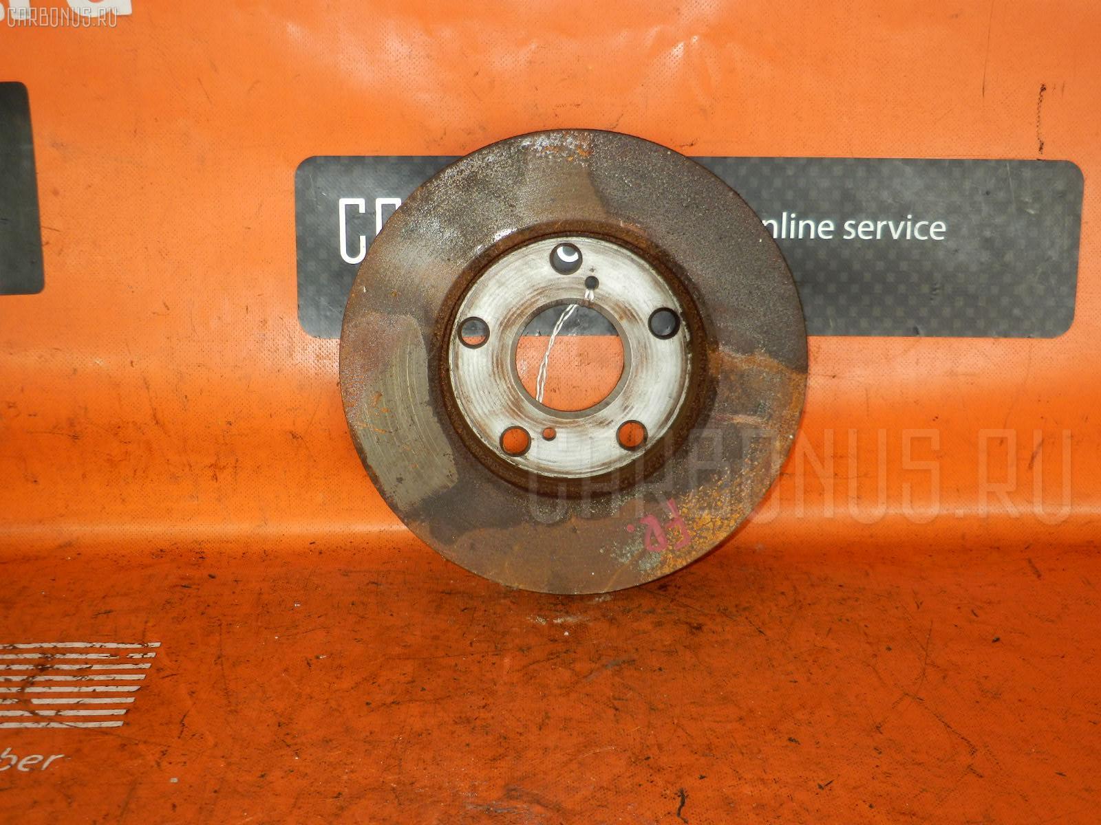Тормозной диск TOYOTA IPSUM SXM10G. Фото 8