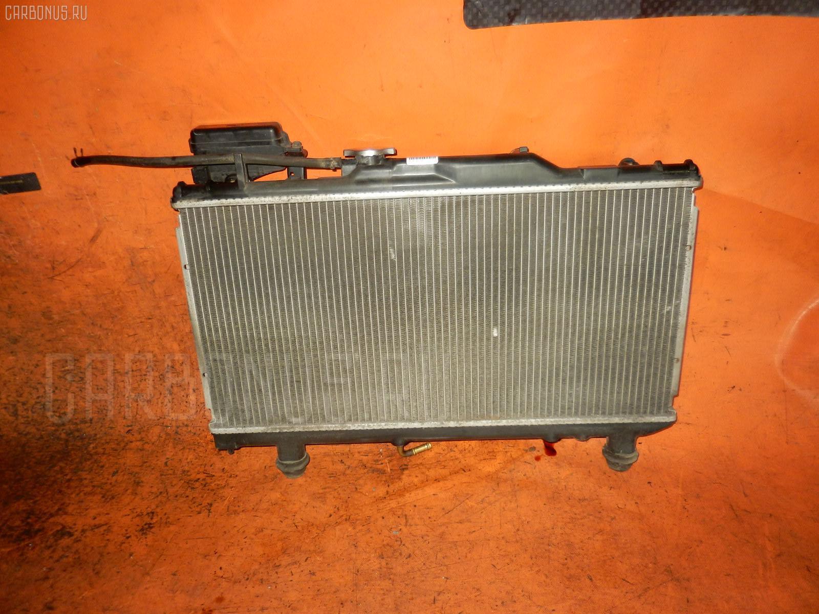 Радиатор ДВС TOYOTA CARINA AT192 5A-FE. Фото 7