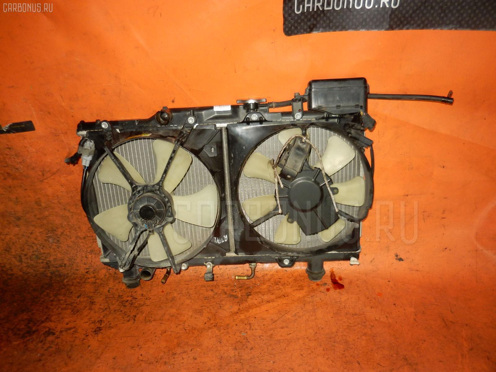 Радиатор ДВС TOYOTA CARINA AT192 5A-FE. Фото 8