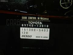 Блок упр-я 89740-13010 на Toyota Corolla Spacio AE111N 4A-FE Фото 1