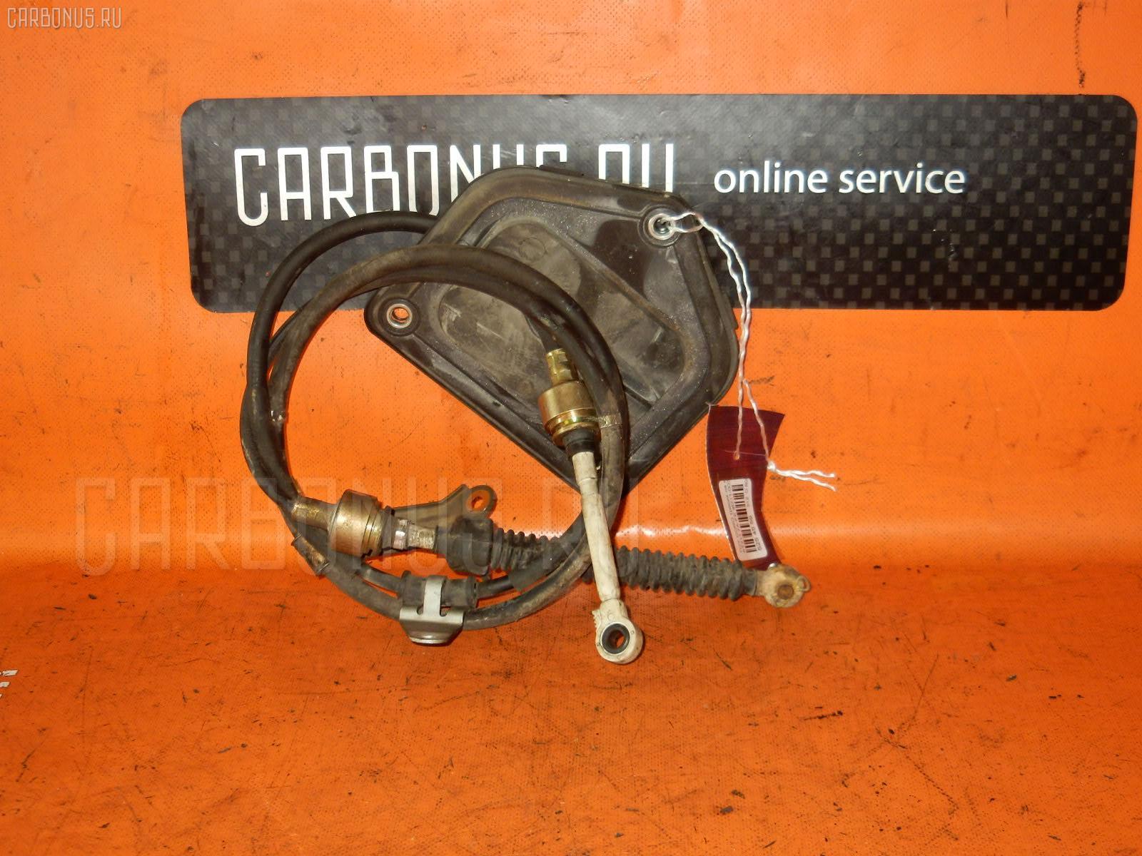 Тросик на коробку передач TOYOTA CORONA PREMIO AT211 7A-FE. Фото 2