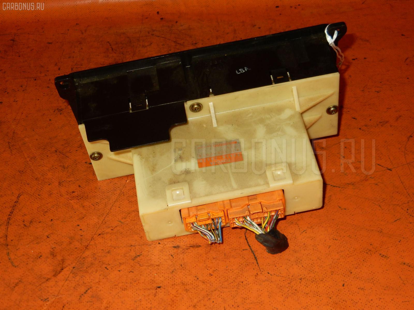Блок управления климатконтроля TOYOTA CORONA PREMIO AT211 7A-FE. Фото 11